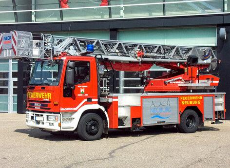 Feuerwehr Fahrzeug Neuburg