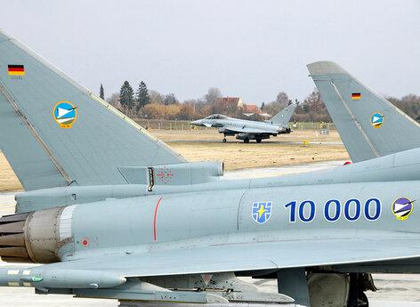 Eurofighter Beschriftung