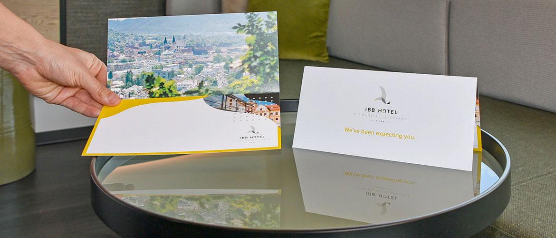Hotelbedarf für das IBB Hotel Altmühl-Eichstätt