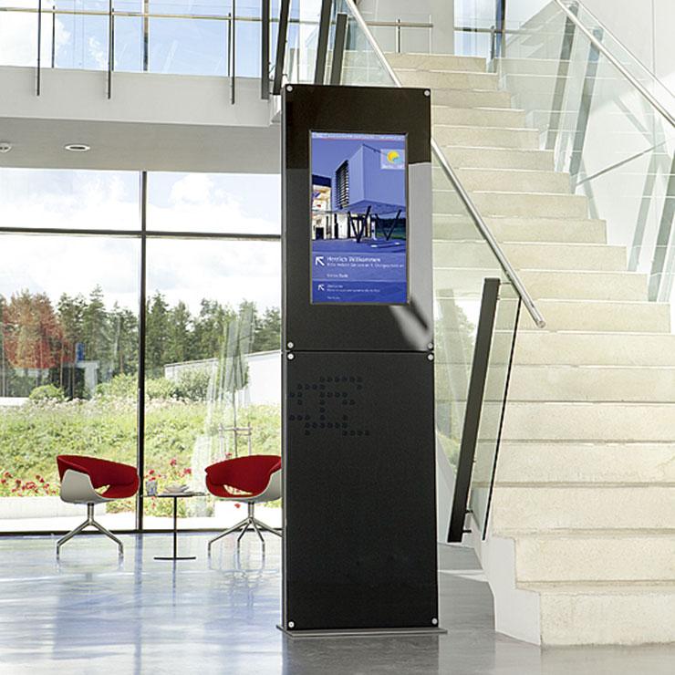 Digitales Indoor Informationssystem