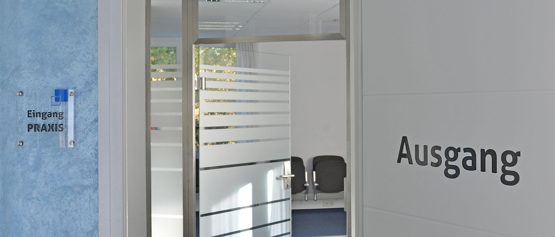 Leitsystem für Büro und Verwaltung