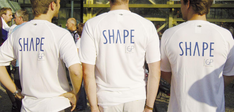 Funktions-Shirts mit Siebdruck