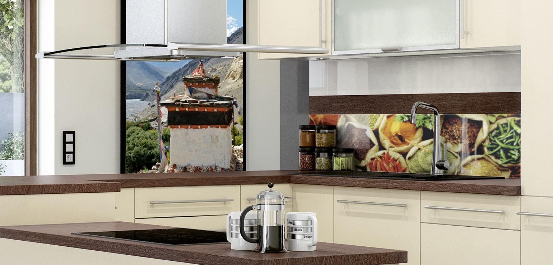 Bildmotive für Küche