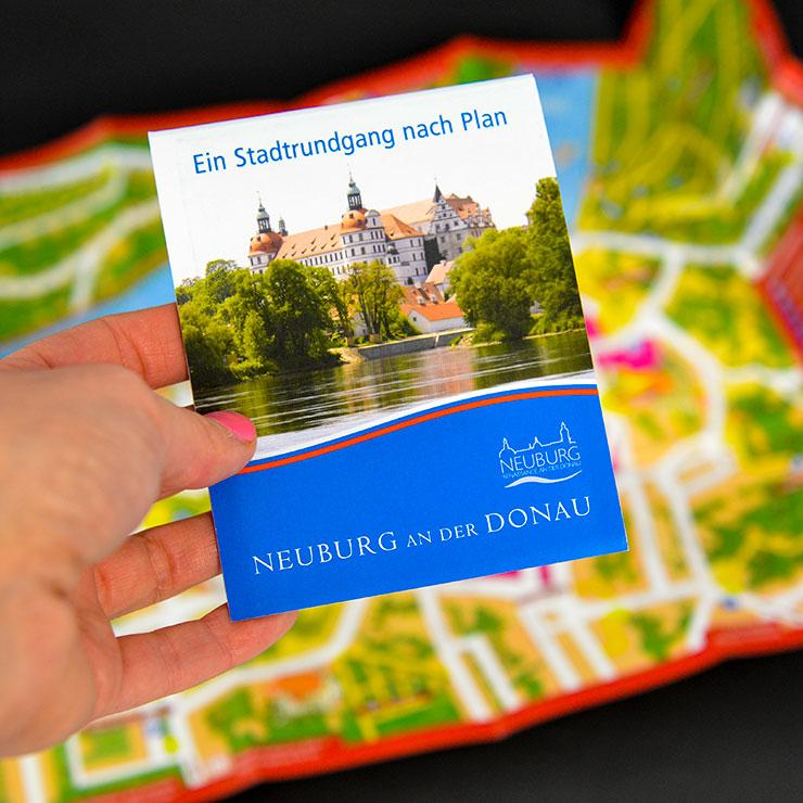 Werbedrucksachen und Stadtpläne Tourismus