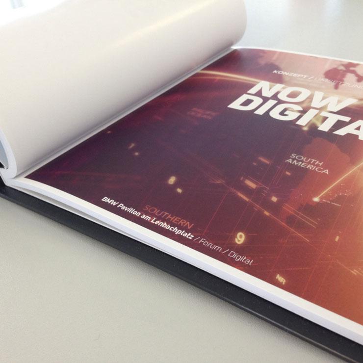 Bücher im Digital- oder Offsetdruck