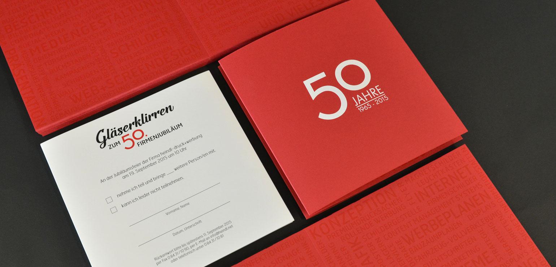 Einladungskarten Für Firmenjubiläen