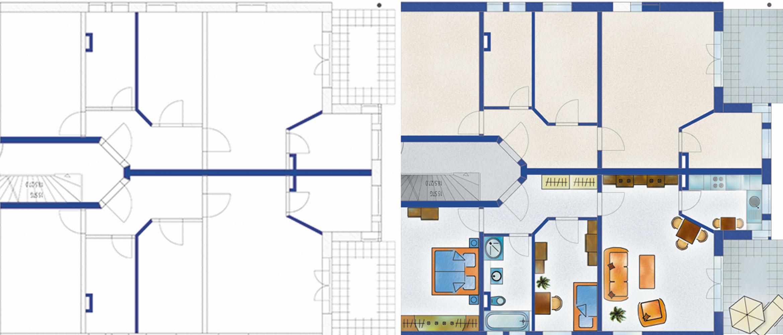 Grafisch Aufbereitete Planunterlagen
