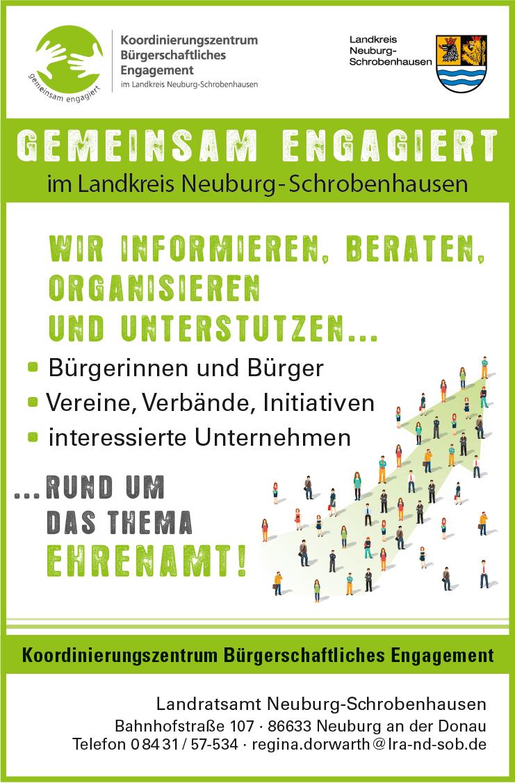 Zeitungsanzeige 2-spaltig für Gemeinden, Kommunen und Landratsämter.
