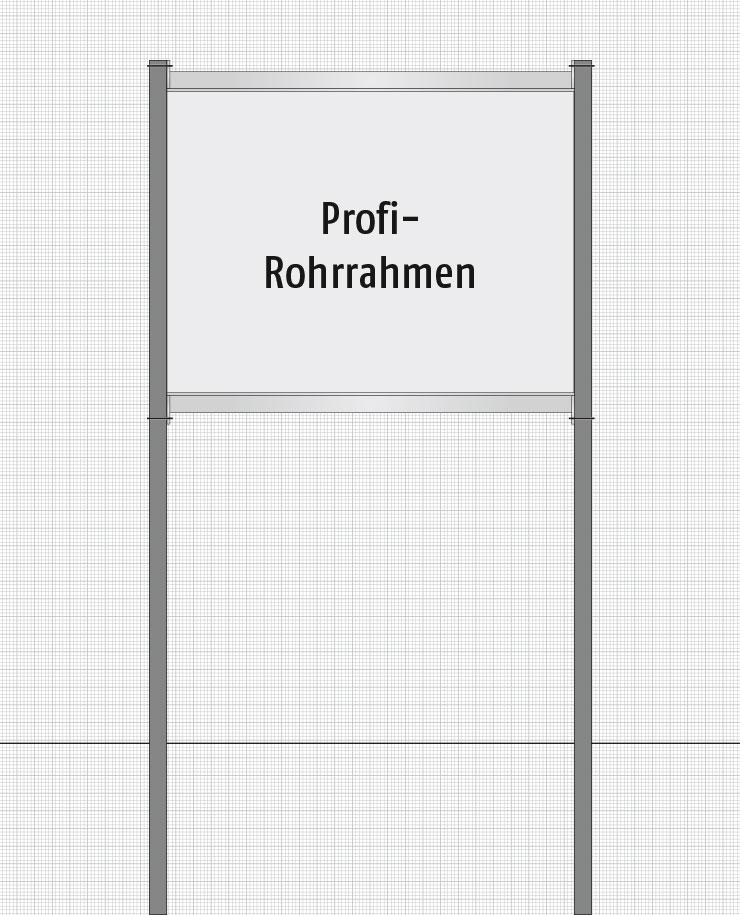 Profi-Rohrrahmen