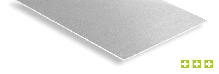 Aluminiumplatte - natur oder eloxiert