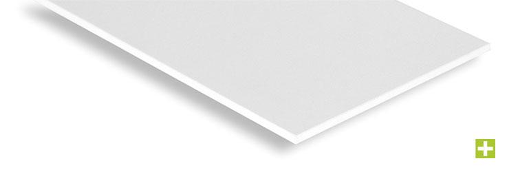 Hartschaumplatte - Geschäumte PVC-Platte, wetter- und feuchtigkeitsbeständig