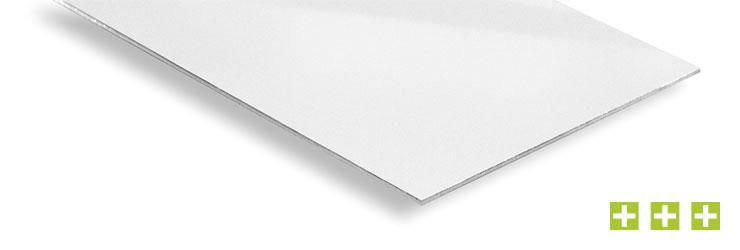 SIGNICOLOR - beschichtete Aluminiumplatte mit hochwertiger Oberfläche