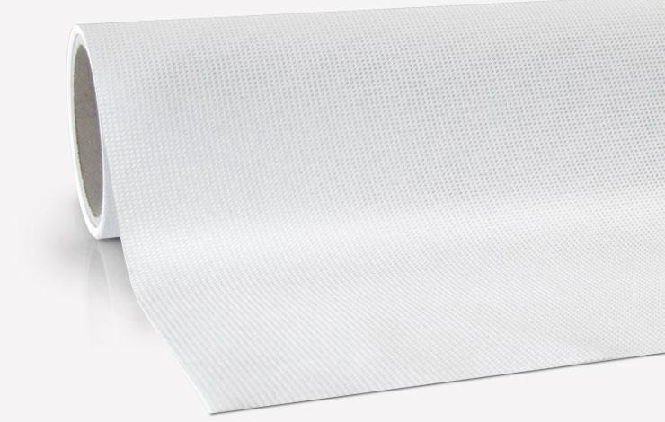 Netzgitterplane (Meshgewebe) - Winddurchlässig, Polyesterverstärkt