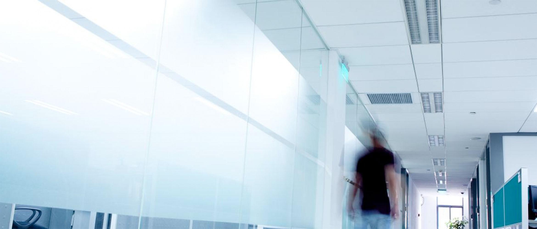Sichtschutzfolien für Fenster und Glasflächen